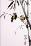 Paula Schroeder - Chinese Brush Painting