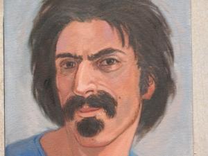 Frank Zappa, musician Jan Swarbrick
