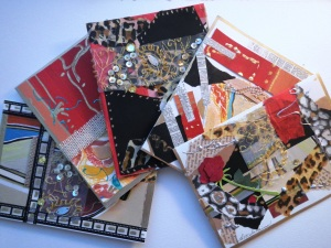 Patti Sullivan Mixed Media Cards