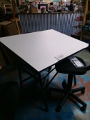 Alvin prof drafting table