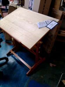 Pavilion drafting table