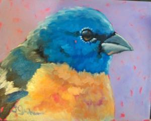 S Jenkins bird