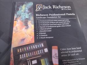 Jack Richeson Pastels