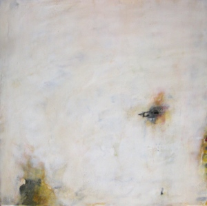 Flo Bartell - Time Worn 2 24x24