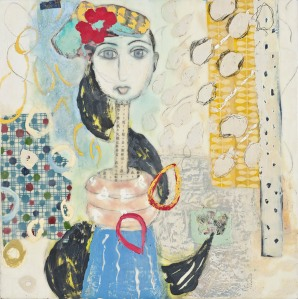 Judith Williams - Madam 24x24