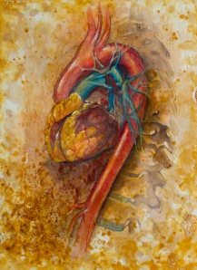 Marie Rossettie - Bleeding Heart 1