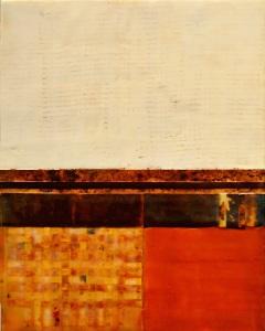 Nancy Vorm - Warp & Weft 11x14