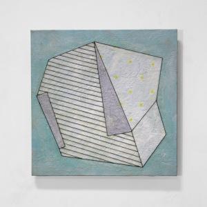 Trisha Ramsay - Folding Forms 1 16x16 $500