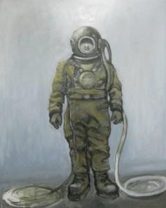 Deep Sea Diver- Marian Loomis