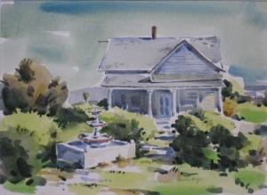 Chet A Bonetti Ranch House