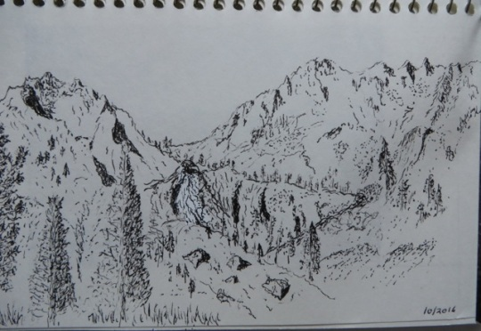 tom-frey-sierra-peaks-in-onion-vally-ca-uniball-pen