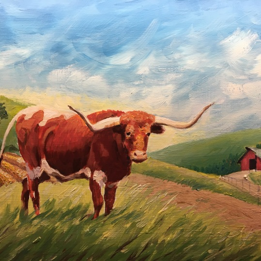 Karen Floyd, Home on the Range