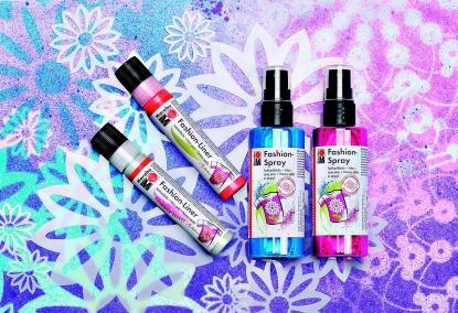 Marabu Fashion Design Produkte