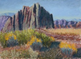 Tom Frey, Approaching Smith Rock