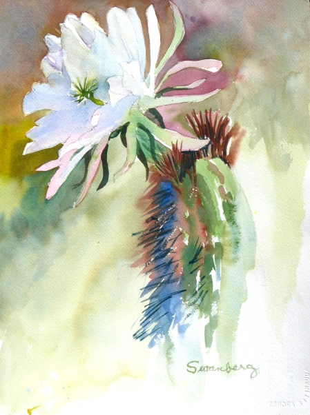 988 Cactus Flower Swanberg