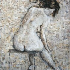 Bather - Diana Mulder 24x24