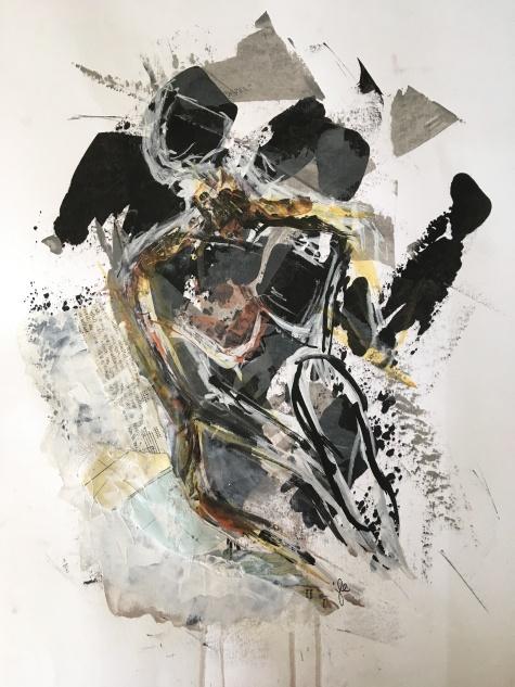 Stay Awhile - Jeri Edwards 16x20