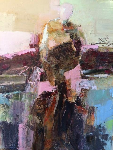 Urban Decay - Sharon Harris 30x24