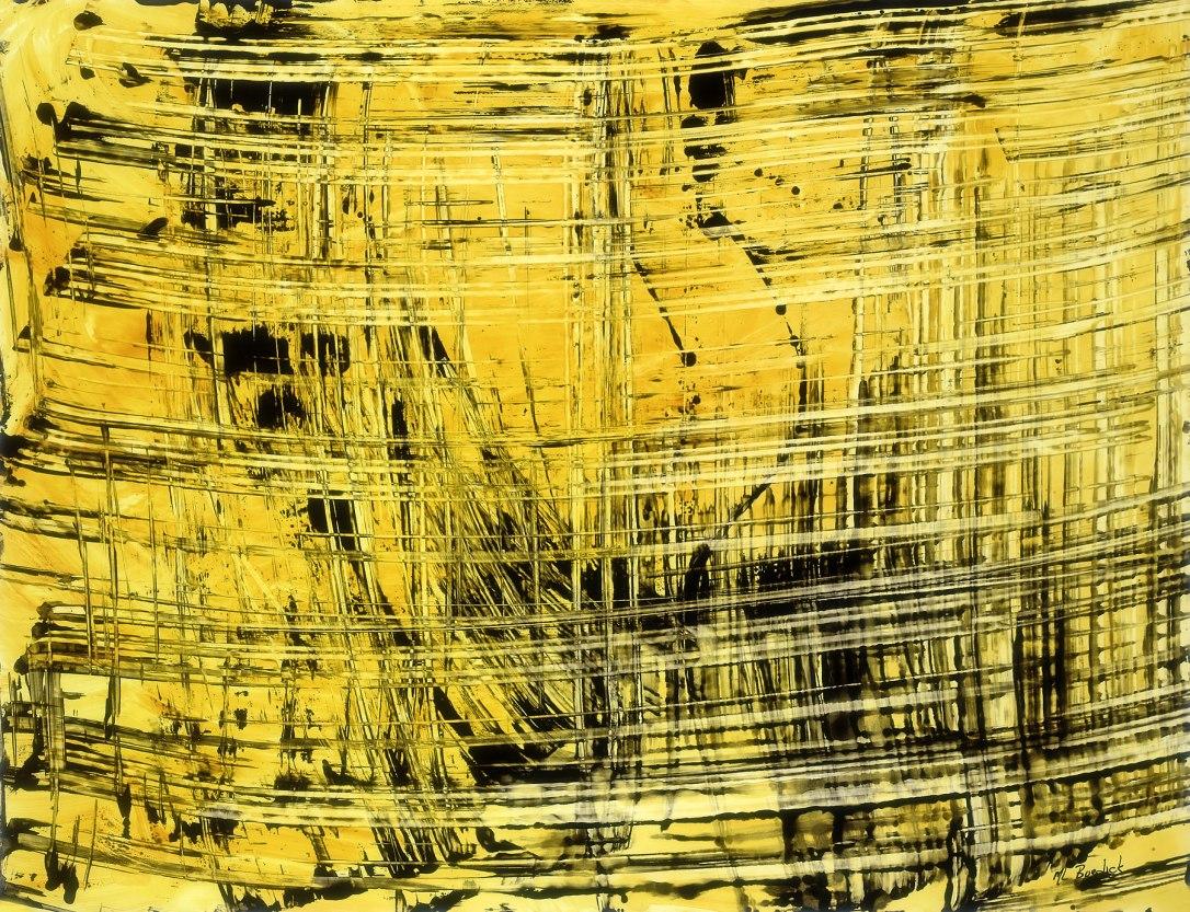 'The Grid', M.L. Burdick
