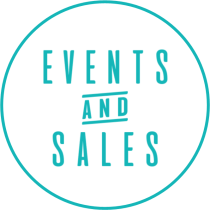events and sales