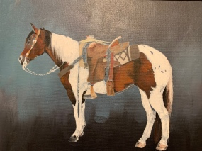 Horse Painting Class
