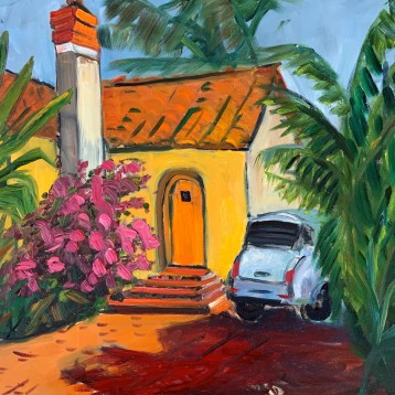 "Arleen Blake ""House on Mill Street"""