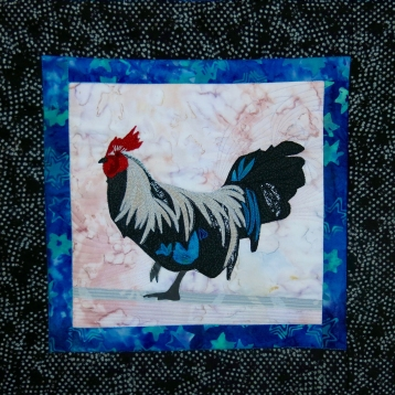 "Ellen November ""Rooster Three"""
