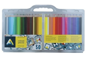 aa colored pencils